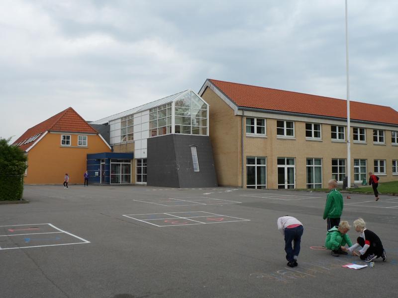 indretning af klasselokale
