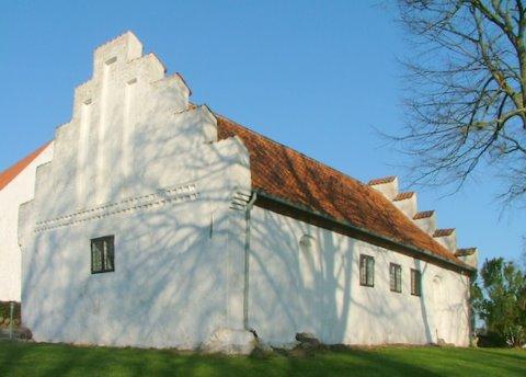 kirke der er blevet af 100 år
