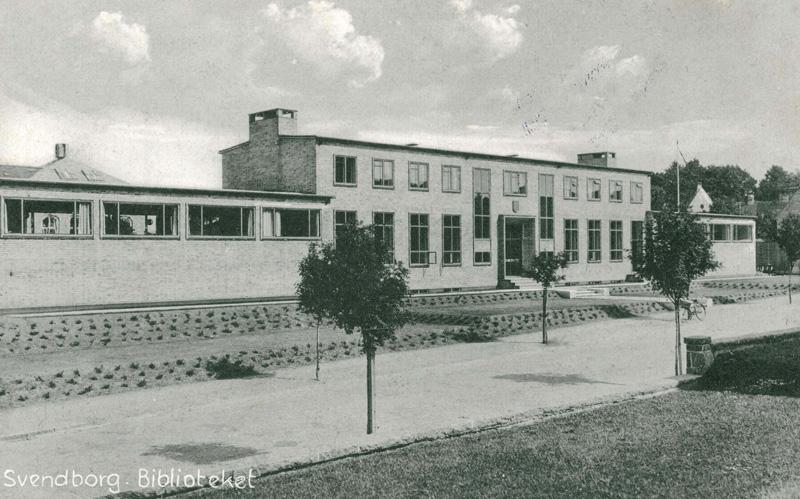 svendborg bibliotek billede